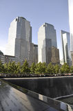 September 11 Memorial royalty free stock image