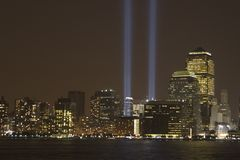 September 11th Memorial_2 Royalty Free Stock Photography