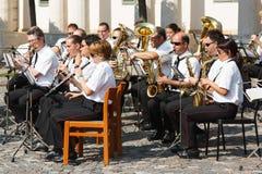17 September, 2011 Bastion för fiskare` s i Budapest, Ungern Arkivfoton