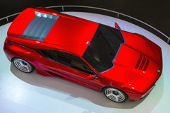 September 2014: BMW M1 Hommage Stock Images