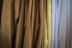 22.-24. September 2017, Chiang Rai Silk und Baumwolle angemessen Stockfotos
