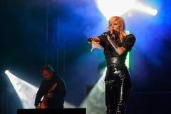 September in Concert Stock Image