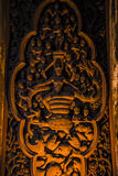 14 september, 2014 De Ware tempel is een unieke tempel completel Royalty-vrije Stock Afbeelding