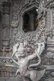 14 september, 2014 De Ware tempel is een unieke tempel completel Stock Afbeeldingen