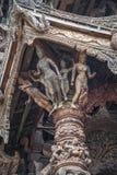 September 14, 2014 Den riktiga templet är en unik tempelcompletel Royaltyfri Foto