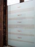11. September 2001 Denkmal Lizenzfreies Stockfoto