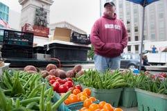 Free September Harvest At Farmer S Market Stock Photography - 16041932