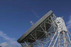 25. September 2016 Jodrell-Bank-Observatorium, Cheshire, Großbritannien E Lizenzfreie Stockfotografie