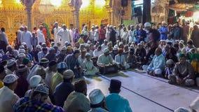 September 2015 khwaja moinuddin chishti dargah sarif in Ajmer, Rajasthan, India. september 2015 royalty free stock photos