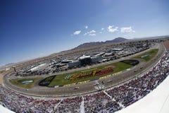 NASCAR: September 16 South Point 400. September 16, 2018 - Las Vegas, Nevada, USA: Las Vegas Motor Speedway plays host to the South Point 400 at Las Vegas Motor stock photography
