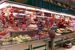 September, 23 Madrid Market Royalty Free Stock Photos