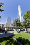September 11 Memorial - New York City, USA Royalty Free Stock Photo