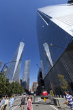 September 11 Memorial - New York City, USA Royalty Free Stock Photography