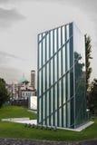 September 11 memorial. In Padova Stock Photos