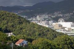 13. September 2016 Nagasaki-Stadt, Japan Stockbilder