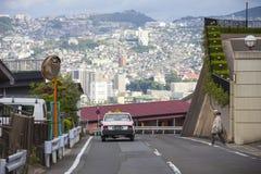 13. September 2016 Nagasaki-Stadt, Japan Lizenzfreies Stockbild