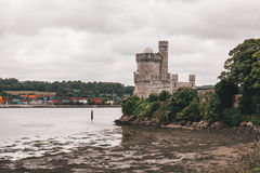 September 2nd, 2017 - Blackrock Castle, a castellated fortification located at Blackrock, about 2 km from the centre of Cork city Royalty Free Stock Images