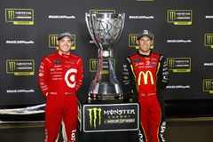 NASCAR: September 09 Federated Auto Parts 400 Stock Image