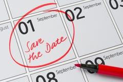 September 1 Stock Images