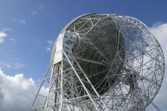 September 25th 2016. Jodrell Bank Observatory, Cheshire, UK. The Stock Photos
