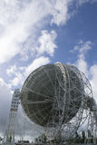 September 25th 2016. Jodrell Bank Observatory, Cheshire, UK. The Royalty Free Stock Photography