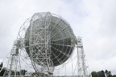 September 25th 2016. Jodrell Bank Observatory, Cheshire, UK. The Royalty Free Stock Image