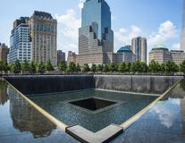 September 11th Memorial Stock Photos