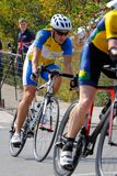 Toronto Invictus Cycling Criterium at High Park Royalty Free Stock Photography
