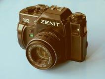 Septembre, 22, 2017 Arzamas, vieux zénith d'appareil-photo de la Russie Photos stock
