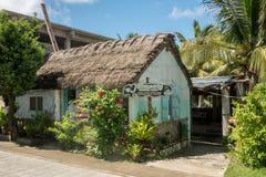 22 septembre 2017 café d'honnêteté en île de Batan, Batanes Images stock