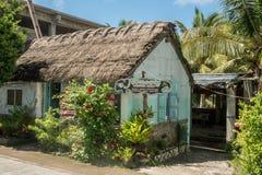 22 septembre 2017 café d'honnêteté en île de Batan, Batanes Photos libres de droits