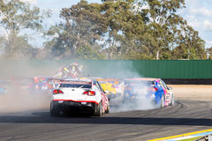 16-18 septembre de Wilson Security Sandown 500 2016 Image libre de droits