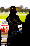 16-18 septembre de Wilson Security Sandown 500 2016 - jour 2 Image libre de droits