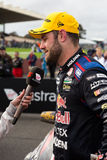16-18 septembre de Wilson Security Sandown 500 2016 - jour 2 Images stock
