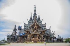 14 septembre 2014 Le temple vrai est un du plus grand examp Photos stock