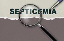 Septicemia Royalty Free Stock Image