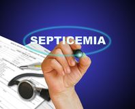 Septicemia Stock Photography