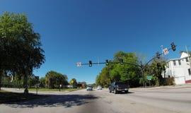 Septima Clark Boulevard, Charleston, SC. Stock Image