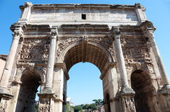 Septimius Severus royalty-vrije stock foto's