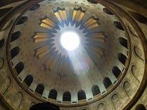 sepulchre Иерусалима церков святейший Стоковое Изображение RF