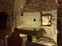 sepulchre Иерусалима церков святейший Стоковые Фотографии RF