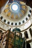 sepulchre Иерусалима церков святейший Стоковое фото RF