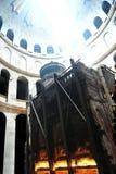 sepulchre церков святейший Стоковое Фото