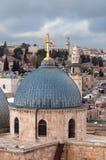 sepulchre церков святейший Стоковая Фотография RF