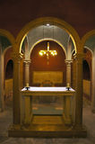 Sepulchre of a holy Stock Photo