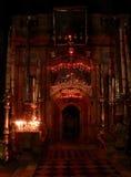 Sepulcro de Jesús Foto de archivo libre de regalías