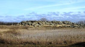 Sepulcro de piedra Fotos de archivo