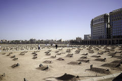Sepulcro del al-baqi Fotos de archivo