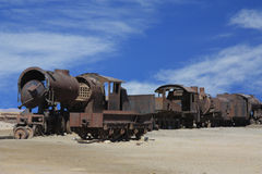 Sepulcro del tren Fotos de archivo libres de regalías