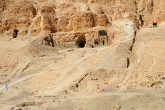 Sepulcros de sacerdotes en Egipto Fotografía de archivo libre de regalías